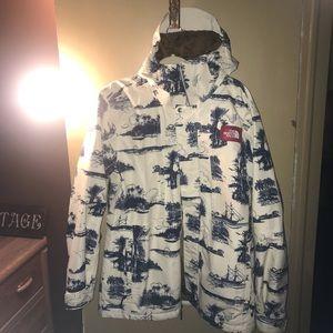 Unique North Face Ski Jacket